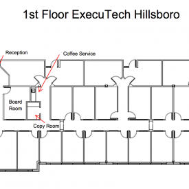 Hillsboro Floor Plan